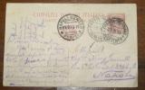 ITALIA  1915 -  CARTOLINA POSTALE ITALIANA CENT 10 - Storia Postale