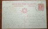 ITALIA  1918 -  CARTOLINA POSTALE ITALIANA CENT 10 - Storia Postale
