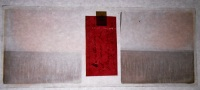 $3B11- WWI - Le Ultime Colline Del Carso Con Monfalcone Visto A Distanza - Vera Diapositiva Stereo In Vetro - Diapositiva Su Vetro