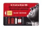 "Carte Télécarte  ""  Basic Homme  "" - Other"