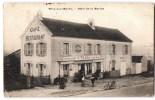 MERY-SUR-MARNE HOTEL DE LA MARINE CAFE RESTAURANT P. TESTA EAUX DE VIE LIQUEURS 77 - Frankrijk