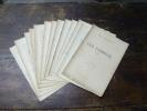 1921  Roman (12 Parties) De Paul Margueritte LES FABRECE  Illustrations De Simont - Livres, BD, Revues
