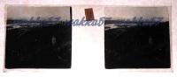 $3C13- WWI - Pianura Di Gorizia Isonzo E La Città Sullo Sfondo - Vera Diapositiva Stereo In Vetro - Diapositiva Su Vetro