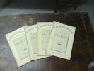 1911  Roman (4 Parties) De Pierre Frondaie   L´EAU DU NIL     Illustrations  Sabattier - Livres, BD, Revues