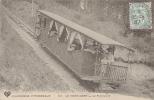63 - LE MONT DORE - CPA -  Le Funiculaire - Vue Animée  1907 - Le Mont Dore