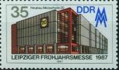 DDR RDA ALLEMAGNE DEMOCRATIQUE 2700 à 2701 ** MNH Foire De Leipzig - Unused Stamps