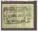 Mj-2291    BERTIAU DE LA CROIX  ST GHISLAIN   1927 - Stamps