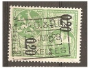 Mj-2293    C.A.D.  &  H.O.   1929   BRUXELLES - Revenue Stamps
