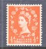 Great Britian 317 Cp  * - 1952-.... (Elizabeth II)
