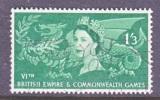 Great Britian 340  (o)  DRAGON - 1952-.... (Elizabeth II)