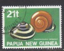 PNG ~ 1991 ~ Land Snail Shells ~ SG 632 ~ Used - Coneshells