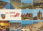 La Côte D´Opale, Carte Multivues Ref 1203-884 - Sonstige Gemeinden