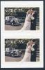 IRELAND/Irland/Eire 2012 Weddings Adhesive Pair** - 1949-... Repubblica D'Irlanda