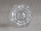 Grand  Bouchon Ancien Hexagonal à 19 Facettes. Voir Photos - Verre & Cristal