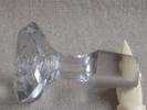 Grand  Bouchon Ancien Octogonal à 41 Facettes. Voir Photos - Verre & Cristal