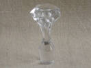 Ancien Grand Bouchon Hexagonal 19 Facettes. Voir Photos - Verre & Cristal
