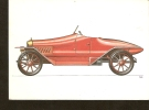 5k. Transport - Oryx Sportzweisitzer K 2 , 1914 - Passenger Cars