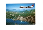 B57272 Airplains Avions Swissair Boeing 747 Used Perfect Shape - 1946-....: Moderne