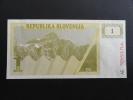 Billet 1 Tolar - Slovénie - AE 90441766 - Slovénie