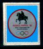 Italia/Italy/Italie 1982 - Erinnofilo - Chiudilettera Romolymphil - Roma - Olimpiadi - Sport/Cinderellas - Olimpyc Games - Erinnofilia