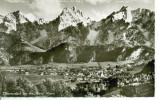 GERMANY-OBERAUDORF AM INN BAYR. ALPEN-BLICK VOM BERGGASTHOF 850 M -CIRCULATED -1960 - Berchtesgaden