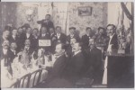 GUISE - Carte-photo Prise à La Petite Auberge Rue Sadi Carnot - Fête Saint-Eloi 1911 Maire Emile Lamart - Poêle Godin - Guise