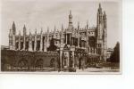 The Chapel King's College Cambridge 1947 - Cambridge