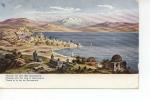 Tiberias With The Lake Of Gennesaret 1910 - Palestine