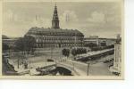 Kobenhavn Christiansborg Slot 1949 - Danemark