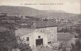 Pélussin 42 -  Vue Et Villages De Virieu Et Les Croix - Imprimeurs Catala Paris - Pelussin