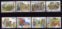 Vaticano 1987 - Viaggi  (g2673) - Used Stamps