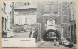 (I189) - Anvers - Vieille Boucherie + Animation / Nels , Bruxelles Serie 25 N° 79 - Antwerpen