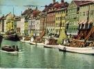 Kobenhavn - Nyhavns Kanal - Viaggiata Formato Grande - Danemark