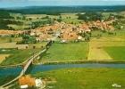 70 BAULAY . Le Pont Et Le Village Vus Du Haut , CSM Couleur , Années 70 , état Sup - France