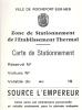 Carte De Stationnement - Ville De Rochefort-sur-Mer - Transports