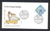 SPAIN ESPAGNE 1977. SPECIAL POSTMARK. GYMNASTICS. SPORTS. BILBAO VIZCAYA - Gymnastique