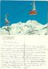 Suisse - Téléphérique - Luftseilbahn - Saas-Fee Felskinn (Ch) - VS Valais