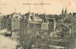 CHAUMONT - Entrée De La Rue De La Gare - Edit. R. Fouilleret - 2 Scans - Chaumont