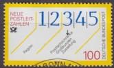 Bundespost Mi.1659 Gestempeld Plaatfout Philotax DE1558-001 - [7] West-Duitsland