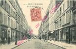 92.  NEUILLY SUR SEINE . Rue De Sablonville . - Neuilly Sur Seine