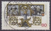 Bundespost Mi.1786 Gestempeld Plaatfout Philotax DE1668-003 - [7] West-Duitsland