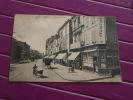 CPA Reims. Marne. La Rue De Vesle. Imprimerie Reliure. - Reims