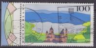 Bundespost Mi.1852 Gestempeld Plaatfout Philotax DE1733-002 - [7] West-Duitsland