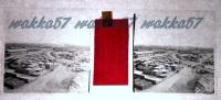 $3D3- WWI - Parco Genio - Villa Vicentina Lato Occidentale - Diapositiva Stereo In Vetro - Diapositiva Su Vetro