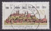 Bundespost Mi.1856 Gestempeld Plaatfout Philotax DE1737-002 - [7] West-Duitsland