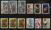 Afars Et Issas : Lot De Timbres Neuf Second Choix   , Cote : 58,00 Euro Au 10 Eme De Cote - Afars Et Issas (1967-1977)
