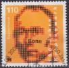 Bundespost Mi.2135 Gestempeld Plaatfout Philotax DE2003-002 - [7] West-Duitsland