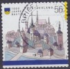 Bundespost Mi.2245 Gestempeld Plaatfout Philotax DE2113-003 - [7] West-Duitsland
