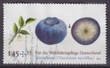 Bundespost Mi 2772 Gestempeld Plaatfout Philotax DE2645-001 - [7] West-Duitsland