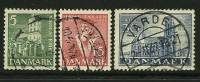 DANIMARCA - 1936 - Chiesa Riformista - N. 241 . . .  Usati - Cat. 1,50 € - L. N. 325 - 1913-47 (Christian X)
